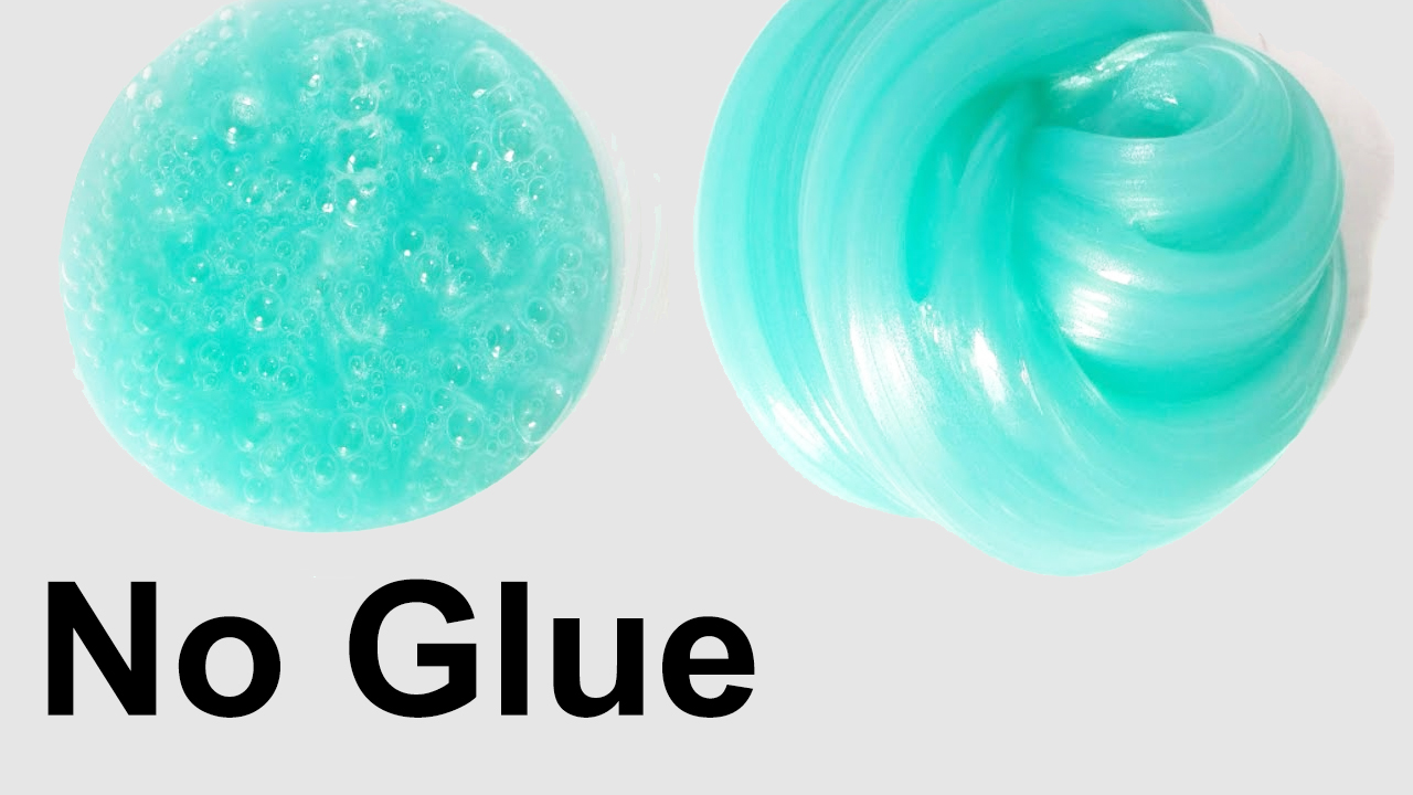 How to make slime no glue or activator
