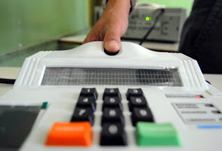 Eleitor paraibano deve levar 40 segundos para votar