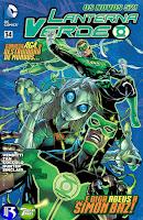 Os Novos 52! Lanterna Verde #34