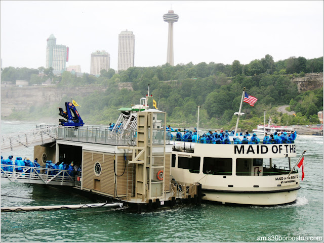 Cataratas del Niágara: Maid Of The Mist