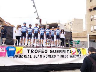 Corredores Trofeo Guerrita 2017