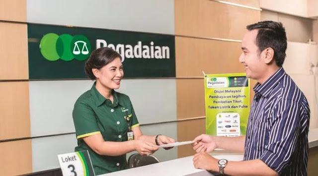 Lowongan Rekrutmen Tenaga Kontrak Lulusan SMA/SMK PT Pegadaia (Persero) Posisi Kasir Seluruh Indonesia