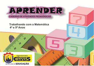 atividades de matematica 4 ano