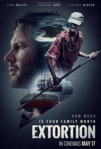 Extortion 2017 English 720p BRRip 950MB ESubs