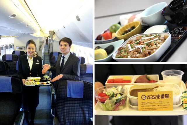 JAL develops special inflight meals for flights departing from Beijing