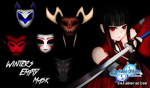 Winter's empty mask - Novela visual [Eternal Night Studios] en desarrollo