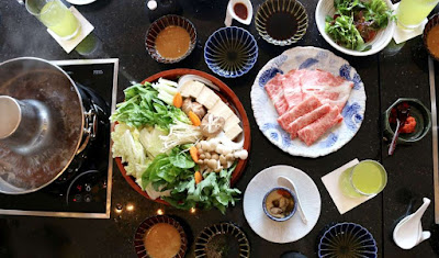 Menu Makanan dari Shabu Gen Membuat Badan Anda Sehat
