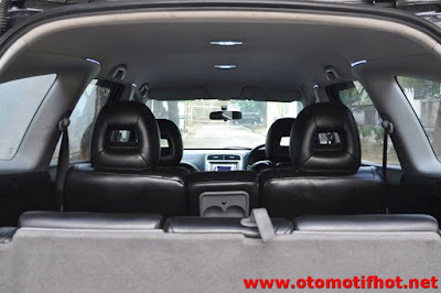 Model Interior Mobil Honda Stream