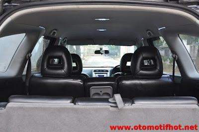 Model Interior Mobil Honda Stream