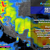 Tormentas fuertes, se prevén en regiones de Baja California y Chihuahua, durante las próximas horas
