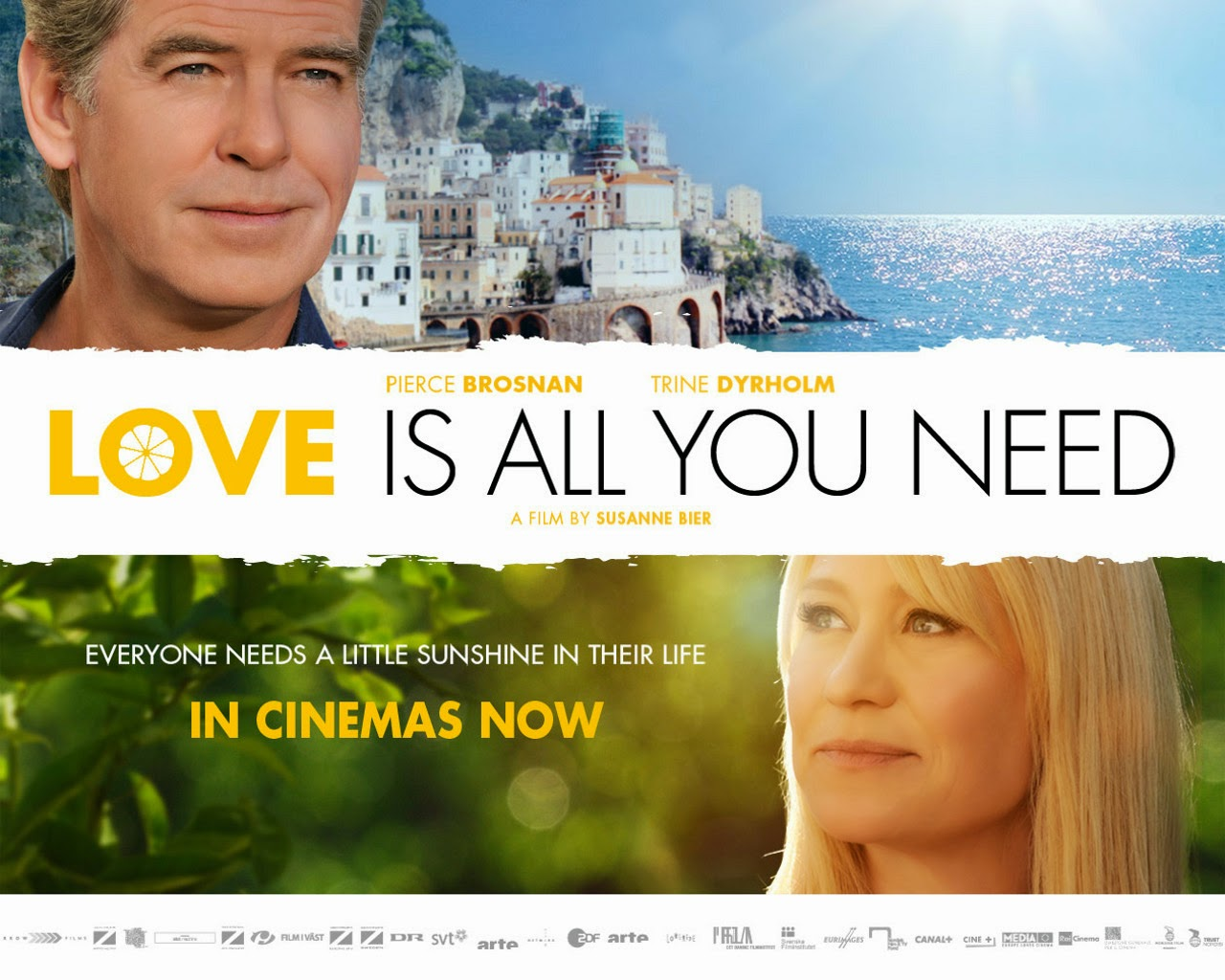 Ciaotraveler: Sorrento: Love is All You Need Movie