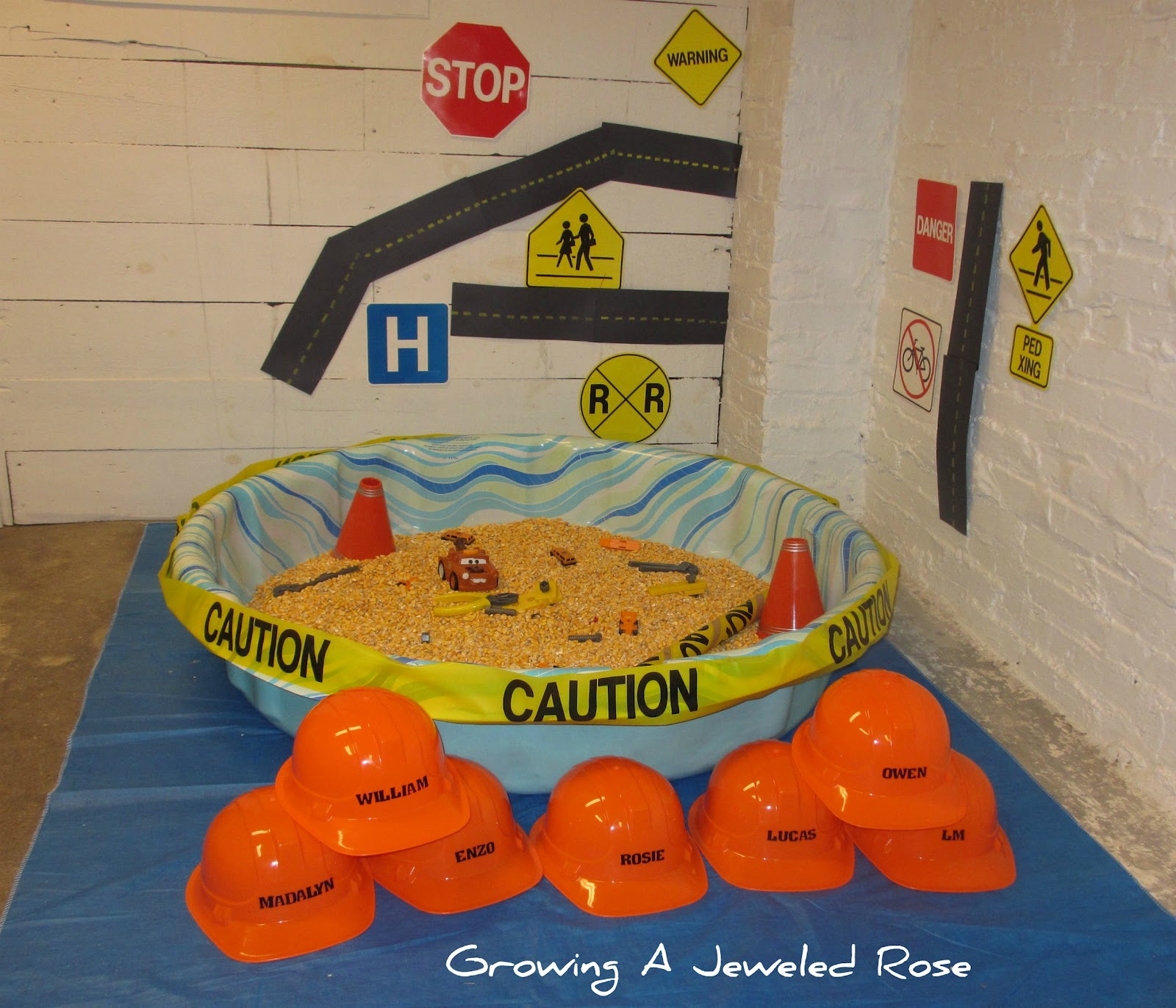 Setting The Stage For Group Sensory Play Growing A