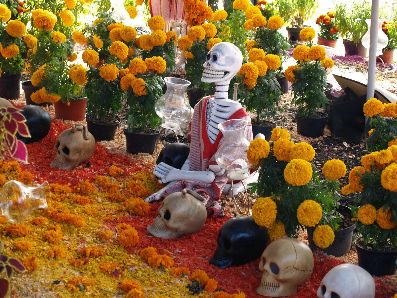 El Día De Muertos Es La Fiesta Favorita De Los Viajeros: Día De Muertos Vs Halloween ¿Que Prefieren Los Mexicanos