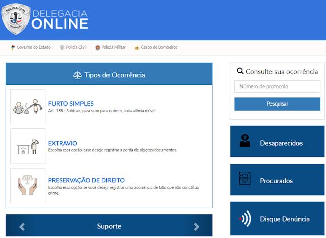 Segurança Pública do MA melhora interação online com a população para combater o crime