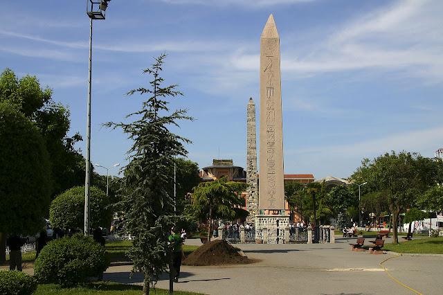 Praça do Hipódromo em Istambul