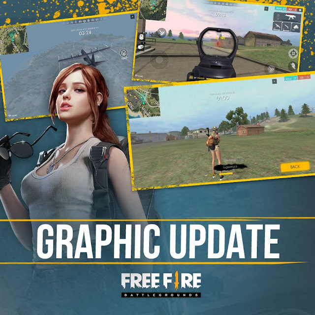 Update Grafik Free Fire