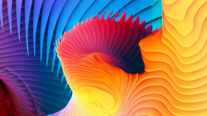 Wallpaper 4: The Super Spirals