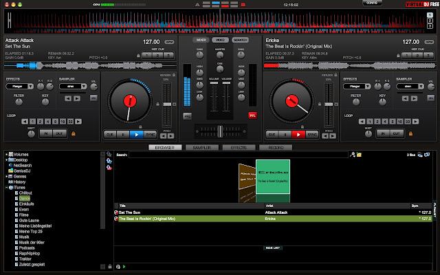 Virtual DJ Home 8 2 4064 Free (Last Update 2018)