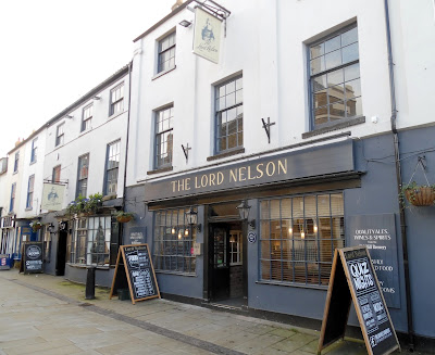 The Lord Nelson Hotel - winner of the Brigg Town Award presented in March 2019