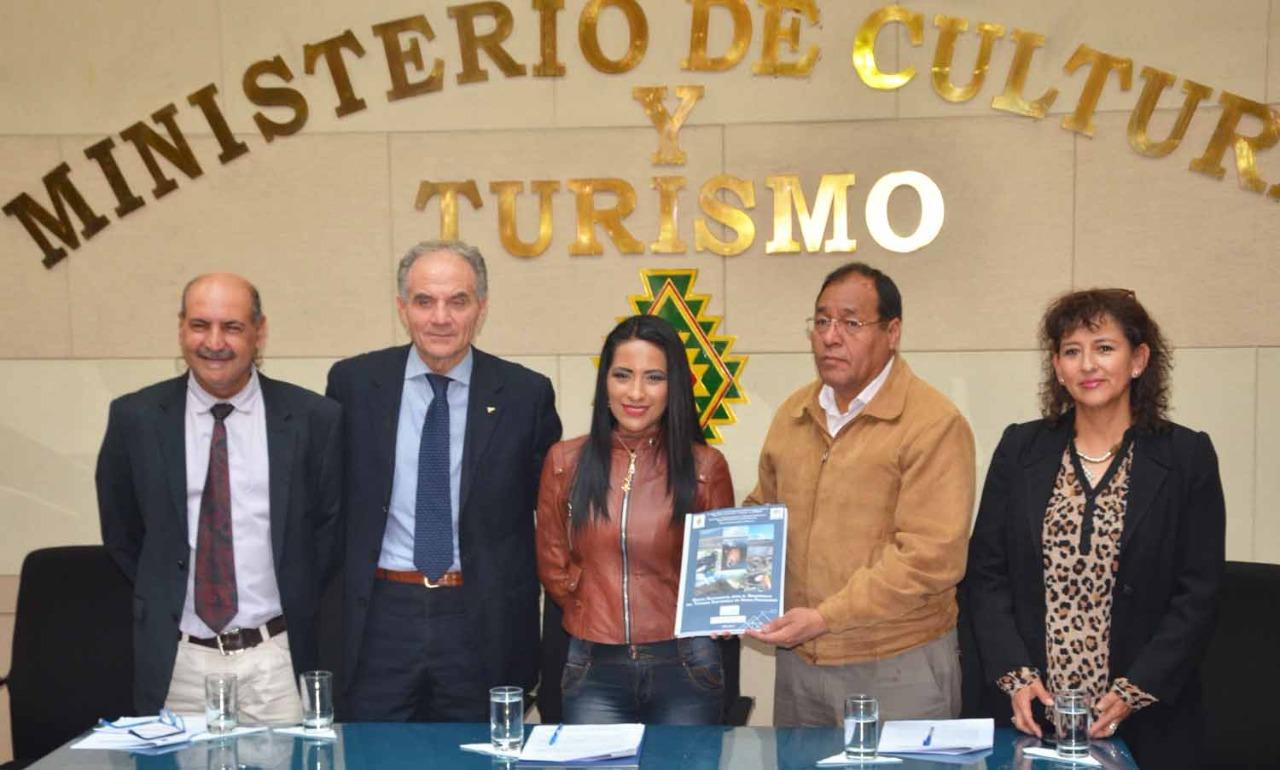 Bolivia recibió nominación como Mejor Destino Cultural del Mundo 2017