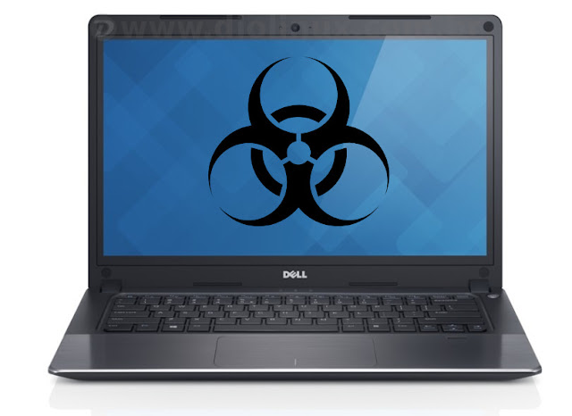 Dell vendendo notebooks com Malware