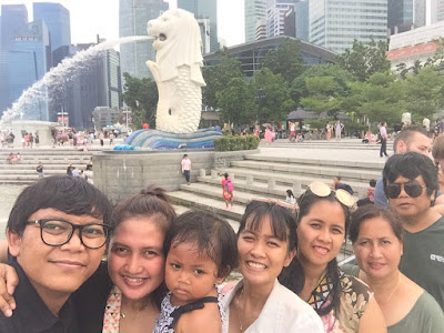 MERLION || ESPALNADE || HELIG BRIDGES || MARINA BY SANDS || GARDEN BY THE BAY - Day 3