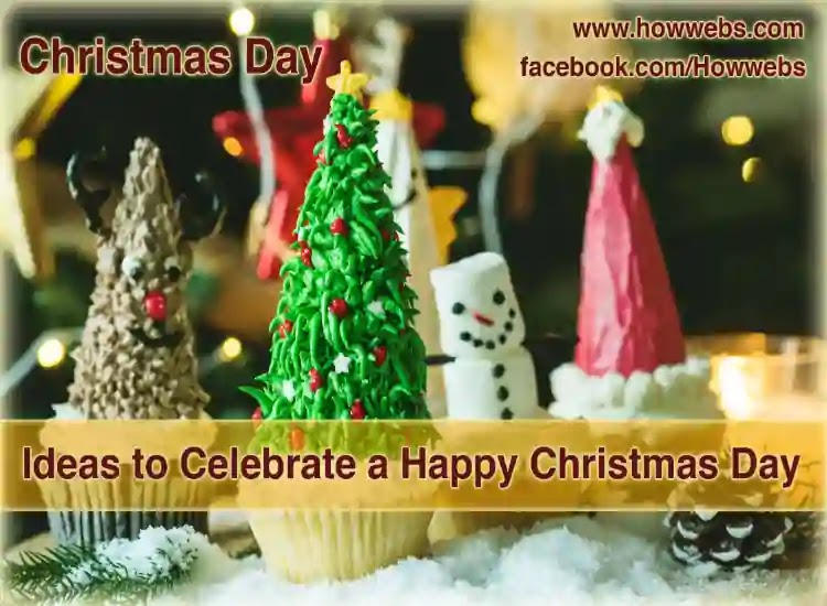 Ideas to celebrate a Happy Christmas Day | Xmas Festival | United States