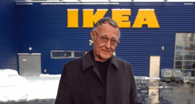 Pengasas IKEA Meninggal Dunia Sakit Tua 91 Tahun