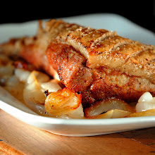 Jamie Oliver's Crispy Skin Roast Pork Belly