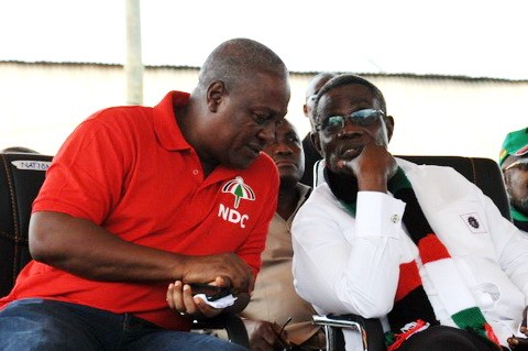 Mahama remembers Mills's death five years on
