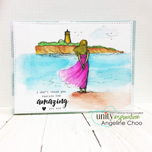 ScrappyScrappy: [NEW VIDEO] 9th Birthday Celebration with Unity Stamp #scrappyscrappy #unitystampco #card #cardmaking #youtube #quicktipvideo #video #papercraft #craft #crafting #stamp #stamping #phyllisharris #watercolor #adornit #adornitwatercolors #friendship #katscrappiness #diecut