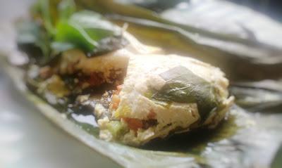Resep Pepes Tahu Isi Baso Sayuran