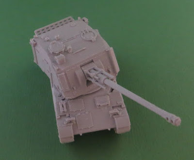 French Giat 155mm GCT AUF self-propelled gun picture 1