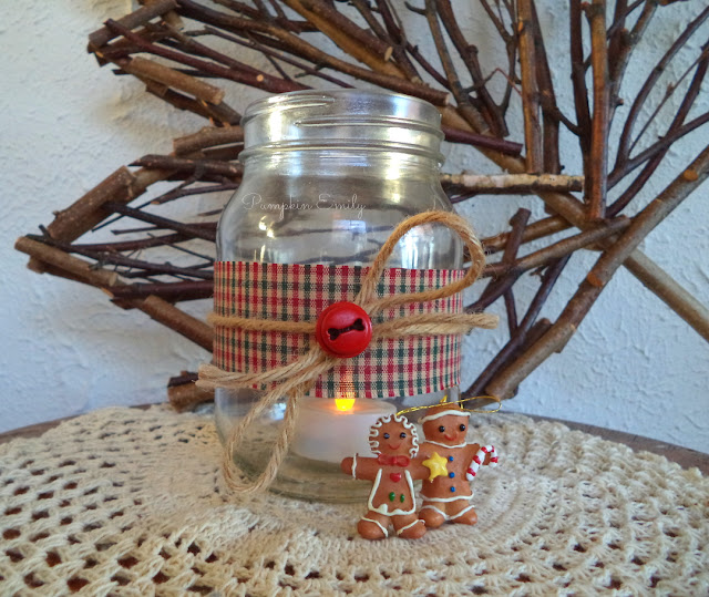 DIY Christmas Jars How To Make Christmas Jars