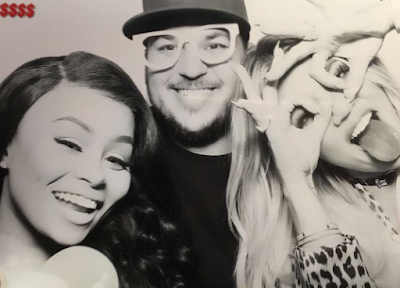 Blac Chyna parties with the Kardashian-Jenner clan on Khloe Kardashian's birthday