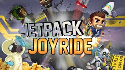 Jetpack joyride Apk for Android Free Download