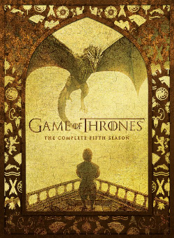 Game of Thrones [Temporada 5] [DVD9] [NTSC] [Latino]