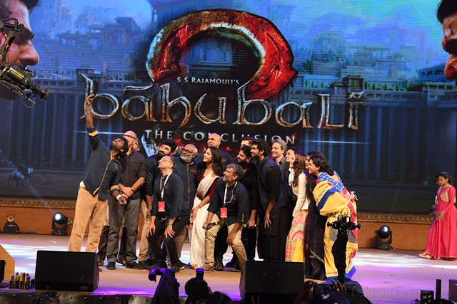 Baahubali 2 Pre-Release Function Total Photos  Prabhas Baahubali 2 Pre-Release Function Total Photos ,S.S. Rajamouli Baahubali 2 Pre-Release Function Total Photos ,Telugucinemas.in Baahubali 2 Pre-Release Function Total Photos  .