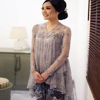 model kebaya batik simple