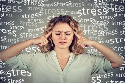 Stres,Gejala dan Cara Mengatasinya