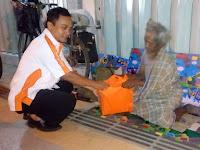 BMH Jatim Tebar Selimut Untuk Fakir Miskin di Kota Malang