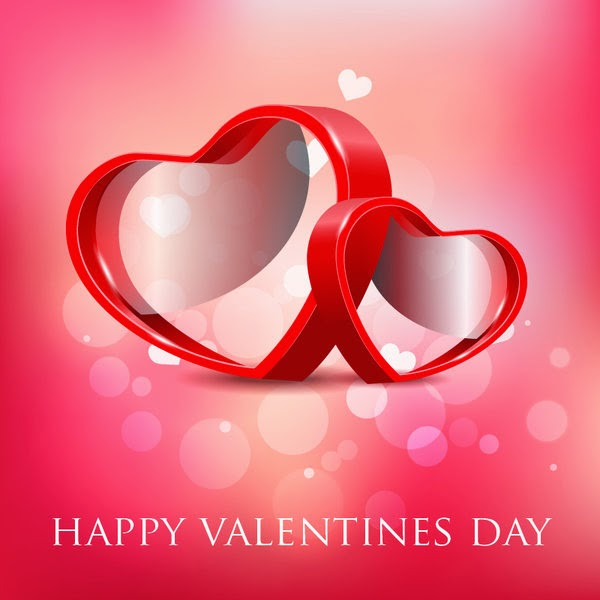 valentine's Day Heart shape image for bf, gf, love  Whatsapp Profile Picture, DP, Images Download Free