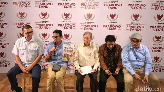 Kwik Kian Gie: Saya Penasihat Prabowo, di Tim Jokowi Hanya Narasumber