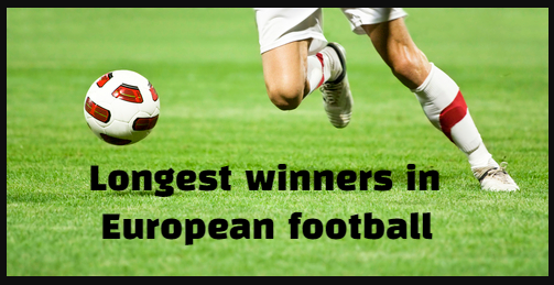 Who is the Longest Consecutive-straight Title Winners in  European club football, dynamo kiev, bayern munich