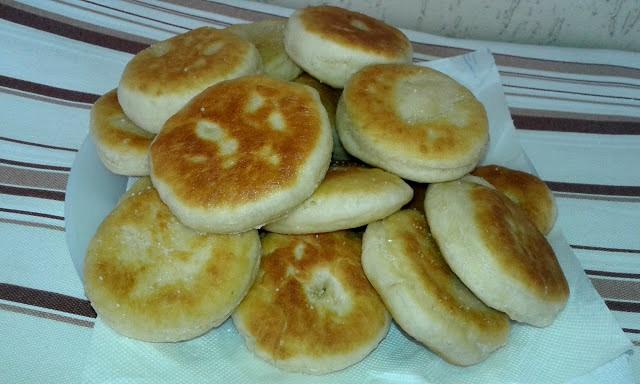 пончики для канапок солоні