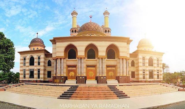 Masjid Al Aqsha, Masjid Megah Kebanggaan Warga Klaten