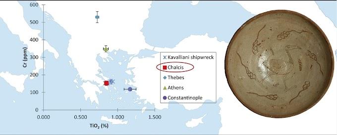 Αποκάλυψη: Το βυζαντινό  λιμάνι της Χαλκίδας υπήρξε  ναυτικός κόμβος για  ολόκληρη την Μεσόγειο και την Μαύρη Θάλασσα ...!