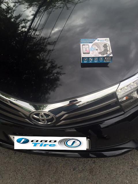 Cảm biến áp suất lốp Toyota Corolla Altis. Hotline: 0946578248 - Công ty TNHH Thương Mại KATA Việt Nam - www.katavina.com