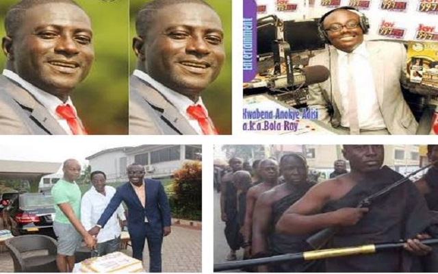 Captain Smart Dupes Bola Ray Of ¢100,000