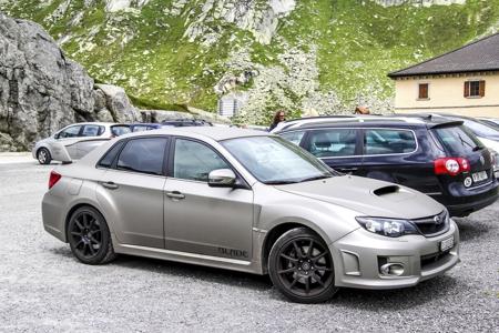 2014 Subaru Impreza WRX occasion